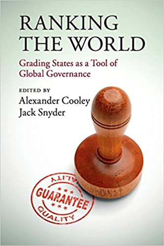 ranking the world grading states as a tool of global governance