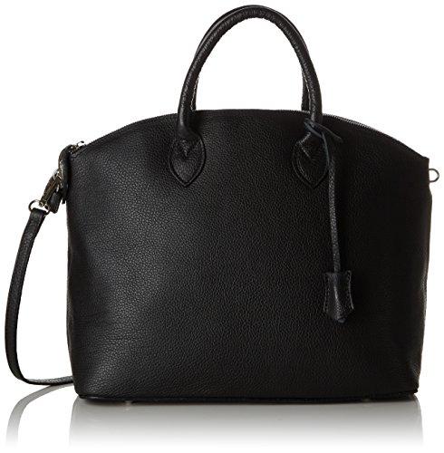 464f621650c4a CTM Elegante Damen Handtasche aus echtem Leder in Italien mit Schultergurt  gemacht - 38