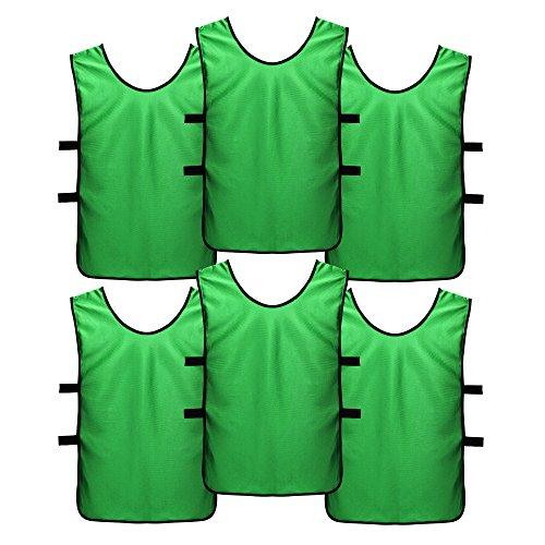 SportsRepublik Pinnies Practice Scrimmage Vests  - Last Long