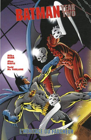 entrée comics batman