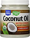 Nature's Way Organic Coconut Oil, (32OZ X 2) Review