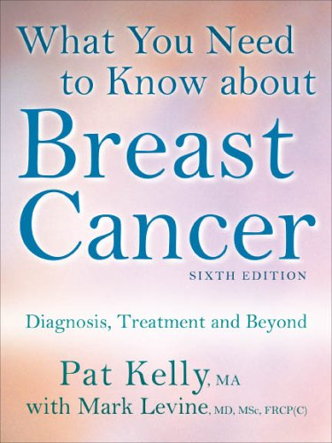 What You Need to Know about Breast Cancer: Diagnosis, Treatment and Beyond