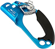 Oumers Mountaineering Climbing Hand Ascender for Arborist Tree Climbing Rigging 8-12MM Rope Clamp Rappelling G