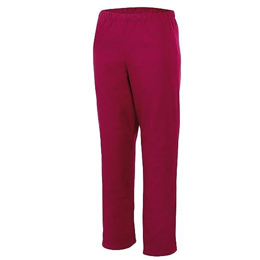 Velilla 333/C67/T4 - Pantalón pijama (talla 4, moderno) color burdeos: Amazon.es: Bricolaje y herramientas