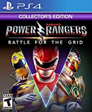 Power Rangers: Battle for the Grid Collector's Edition (PS4) - PlayStati