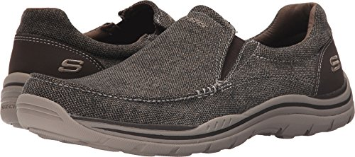 xpected Avillo Relaxed-Fit Slip-On Loafer,Dark Brown,11 M US ()