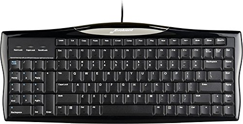 Evoluent R3K Reduced Reach Right-Hand Keyboard with Wired USB Connection