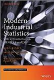 Modern Industrial Statistics, Ron Kenett and Daniele Amberti, 1118456068