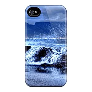 High Quality Mountain Waves Cases For Iphone 6plus / Perfect Cases