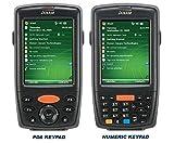 Janam Technologies - XM66W-1PGFBV00 - Janam, Xm66, Rugged Pda, Wlan 802.11b/g, Bluetooth, Windows Mobile 6.1, 256 Mb/256