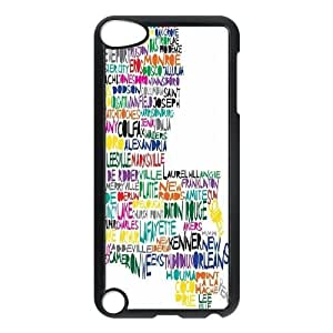 DIY i love louisiana Ipod Touch 5 Case, i love louisiana Custom Case for iPod Touch5 at Lzzcase