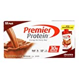 Premier nutrition high protein shake, chocolate 11 oz,18 count
