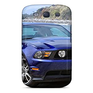 High Quality Hard Phone Case For Samsung Galaxy S3 (IPl7923XUDh) Custom Trendy Ford Mustang Skin