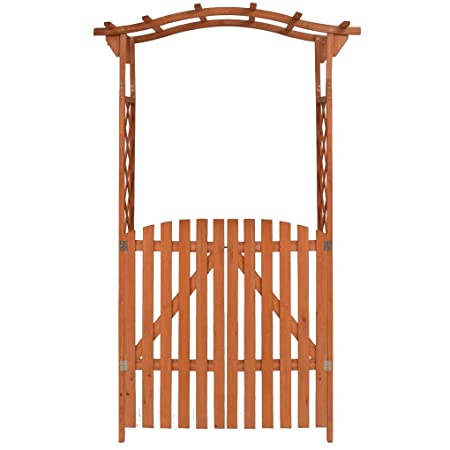Rgmer Garden Arch Gate DIY - Fondo fotográfico Personalizable para ...