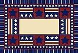 LA Rug Stars & Flags Rug 39''x58''