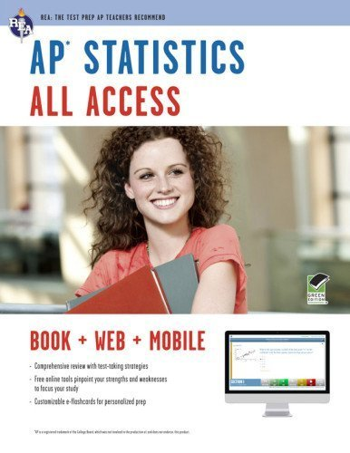 AP? Statistics All Access Book + Online + Mobile (Advanced Placement (AP) All Access) by Robin Levine-Wissing (2012-01-18)