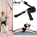 Top Home Dec Stretch Band for Dance and Ballet-Door Flexibility and Stretching Leg Strap - Perfect Home Equipment For Ballet,Dance and Gymnastic Exercise