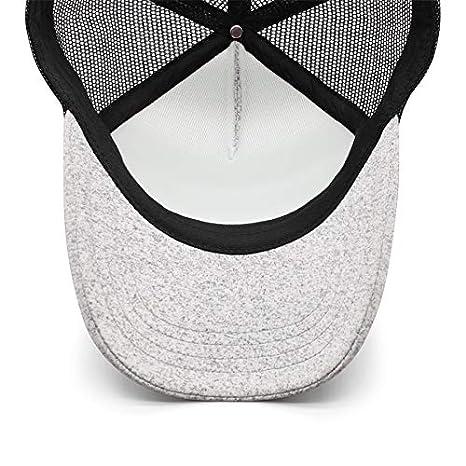 ZXJ21PL Unisex Adjustable Cartoon Caps Suitable for Outdoor Mesh Snapback Hats