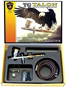 Paasche TG-3F Double Action Gravity Fed Airbrush