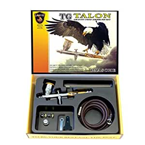 Paasche TG-3F Double Action Gravity Feed Airbrush