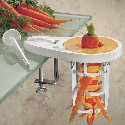Paderno World Cuisine Upright Carrot Peeler by Paderno World Cuisine