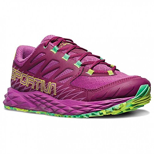 La Sportiva Mutant Dames Trailrunning Schoenen - Ss18 Lycan Woman Purple / Plum Talla: 40.5