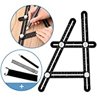 Blusmart A All-round Multi-Angle Measuring Angularizer Ruler
