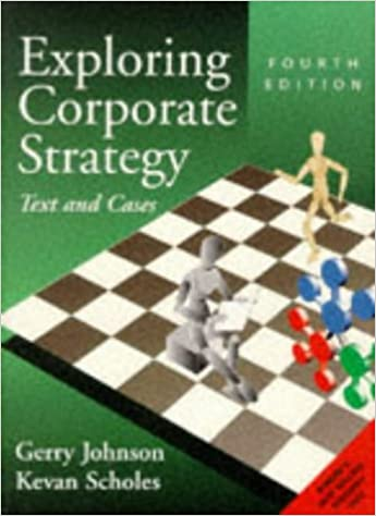 Exploring Corporate Strategy Book