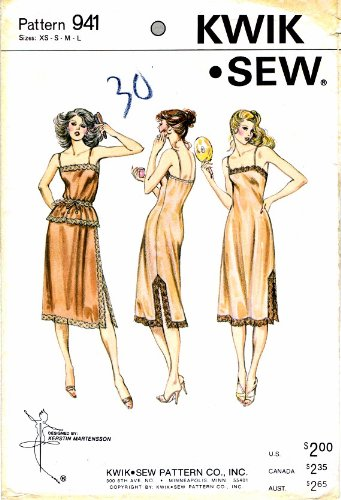 Vintage 70's Sewing Pattern - 1