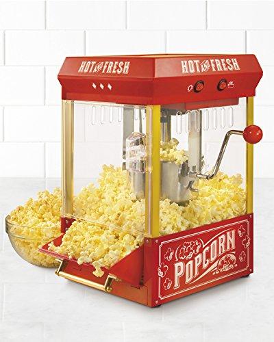 082677382887 - Nostalgia KPM200 Vintage Collection 2.5-Ounce Kettle Popcorn Popper carousel main 1