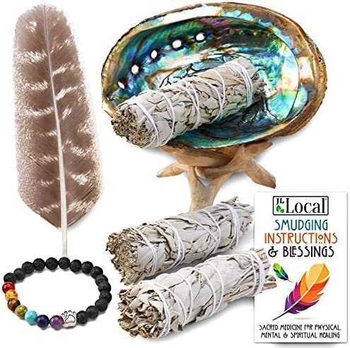 JL Local White Sage Smudge product image