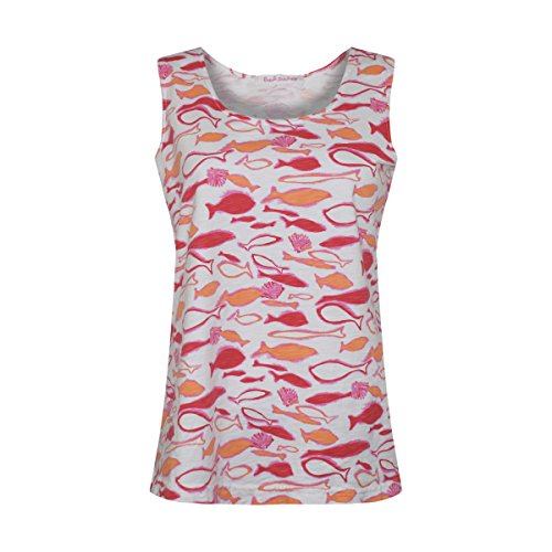 Bay Boca (Fresh Produce Women's Boca Tank (Lake Fish, Small))