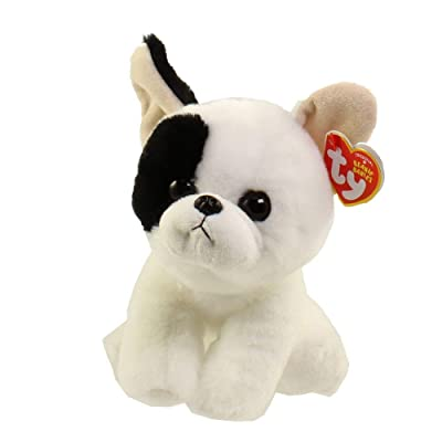 TY Beanie Boos Regular Plush by ADD & Ship (Marcel -French Bulldog): Garden & Outdoor