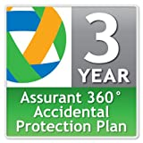 Assurant 3-Year Camera Protection Plan with Accidental Damage ($1000-$1249.99)