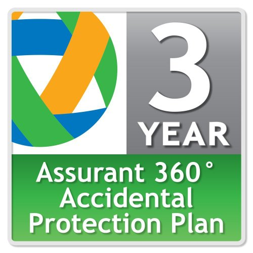 Assurant 3-Year Camera Protection Plan with Accidental Damage ($500-$599.99) by Assurant