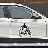 1797 Car Decals Stickers Bald Patriotic Eagle