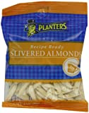 Planters Slivered Almonds, 2-Ounce Units (Pack of 12)