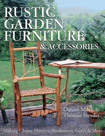 Rustic Garden Furniture - 1