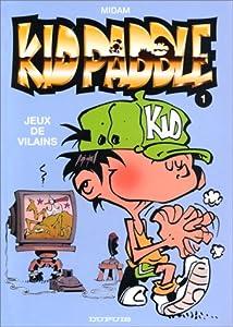 """Afficher """"Kid Paddle n° 1 Jeux de vilains"""""""