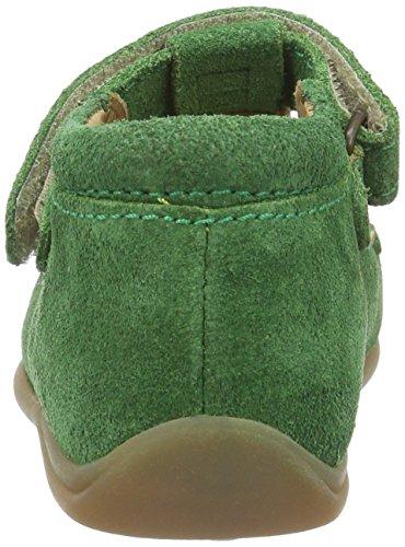 Bisgaard Lauflerner - Botas de senderismo Bebé-Niños Grün (1003 Green)