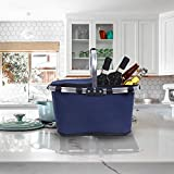 Large Size Insulated Picnic Basket - Strong