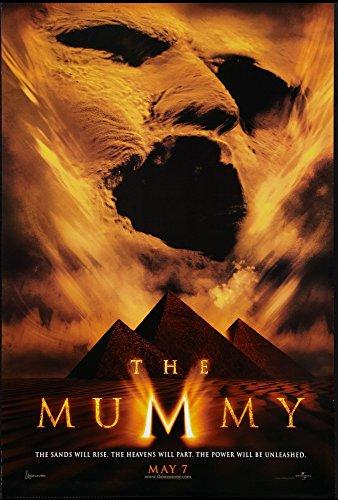 Posterazzi The Mummy Advance Art 1999 Movie Masterprint Poster Print (11 x 17) from Posterazzi