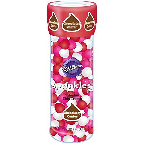 Wilton Valentine Crunch Sprinkles