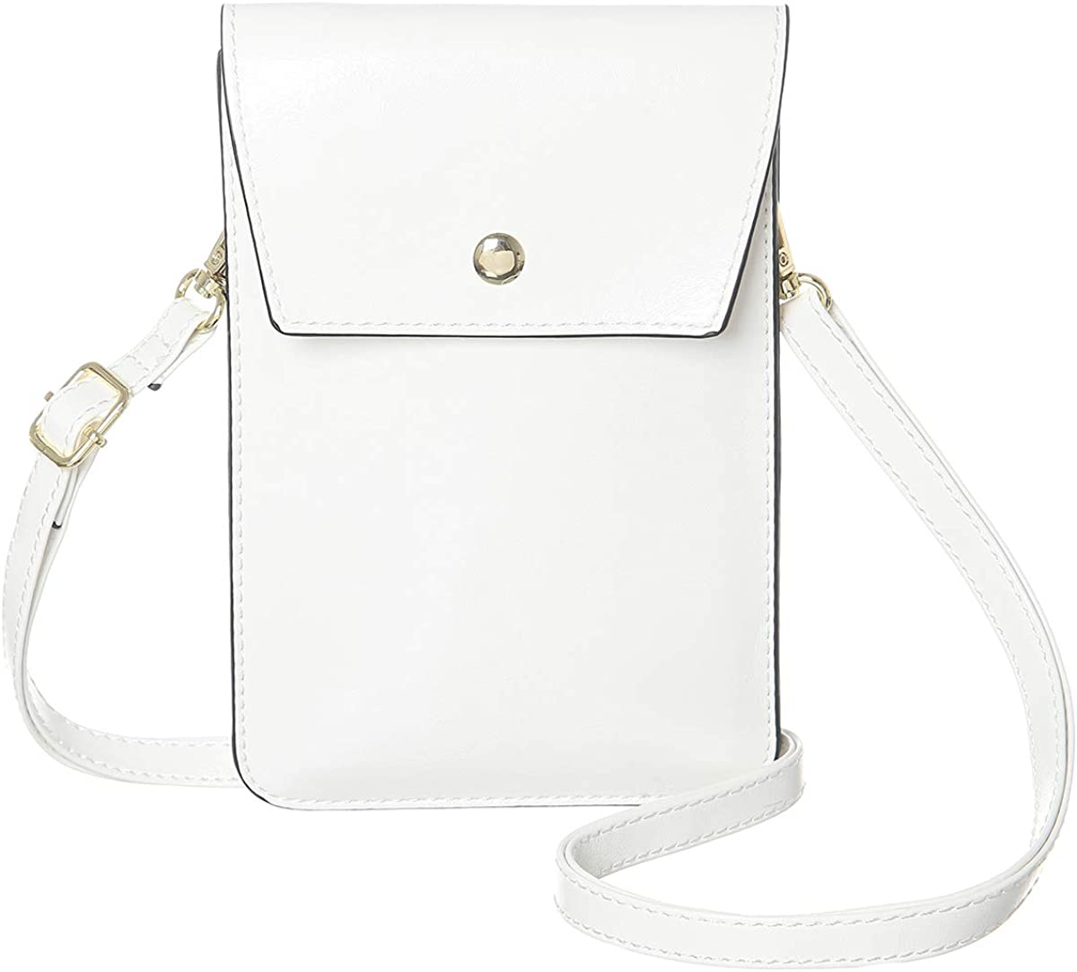 Details about  /Women Mini Cross-body Touch Screen Phone Wallet Shoulder Bag Leather Pouch Case