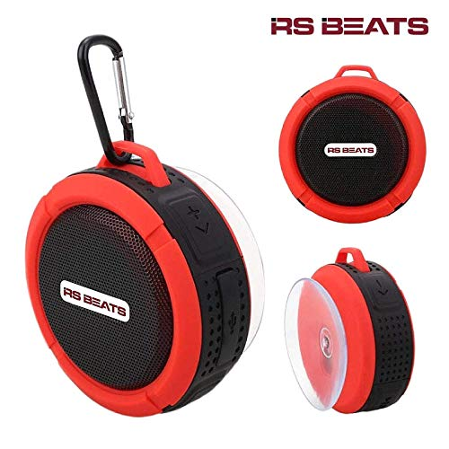 Portable Waterproof Bluetooth Wireless Speaker-with 5W Driver,