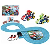Carrera First 63014 Nintendo Mario Kart Battery Operated Slot car Set
