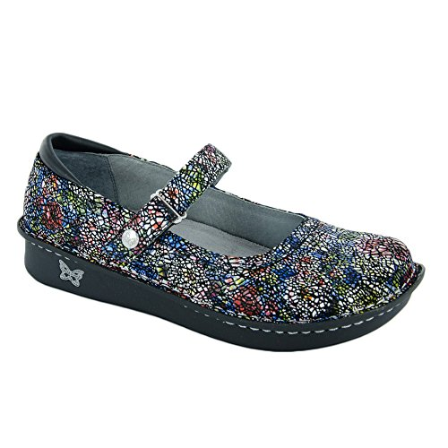 Women's Mary Cathedral Flat Jane Alegria Belle gZwzZq