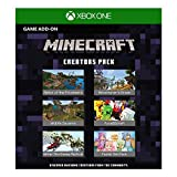 Xbox One S 1Tb Console - Minecraft Creators Bundle