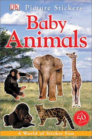 Download Baby Animals (DK Picture Stickers) pdf
