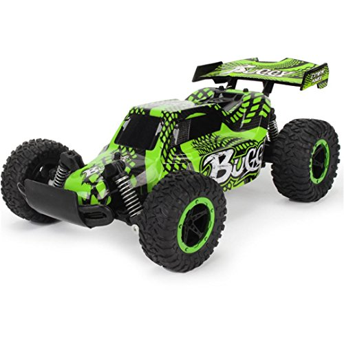 [RC Car] 1:16 2WD High Speed Racing Car Remote Control Truck Off-Road Buggy Toys - Trucks Remote Nitro Control
